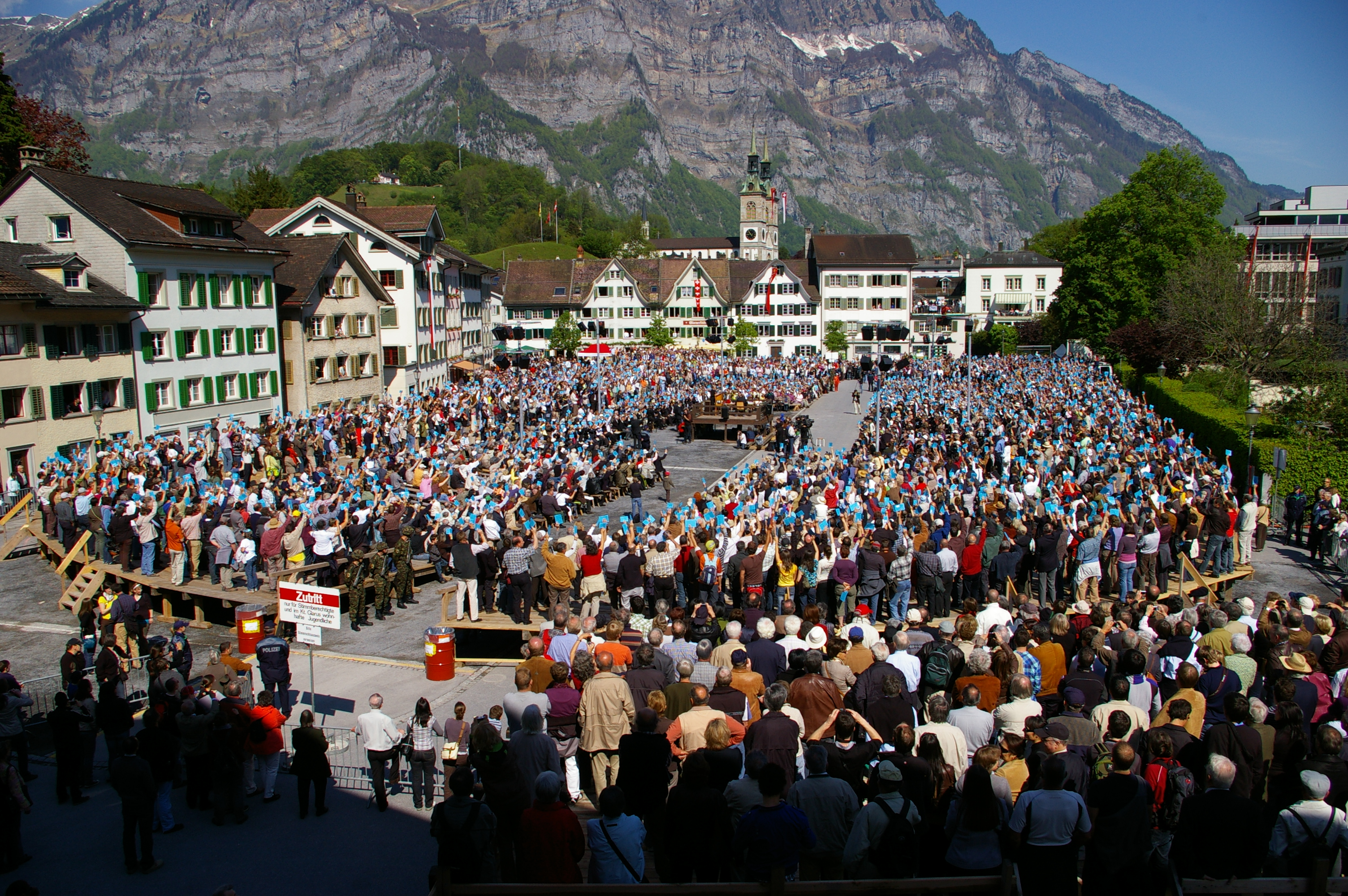 Cantonul Glarus