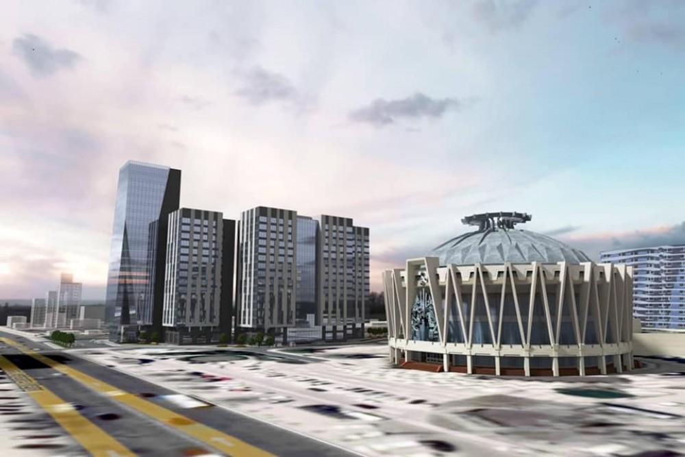 Proiectul aprobat de CNMI pentru zona de lângă Circ