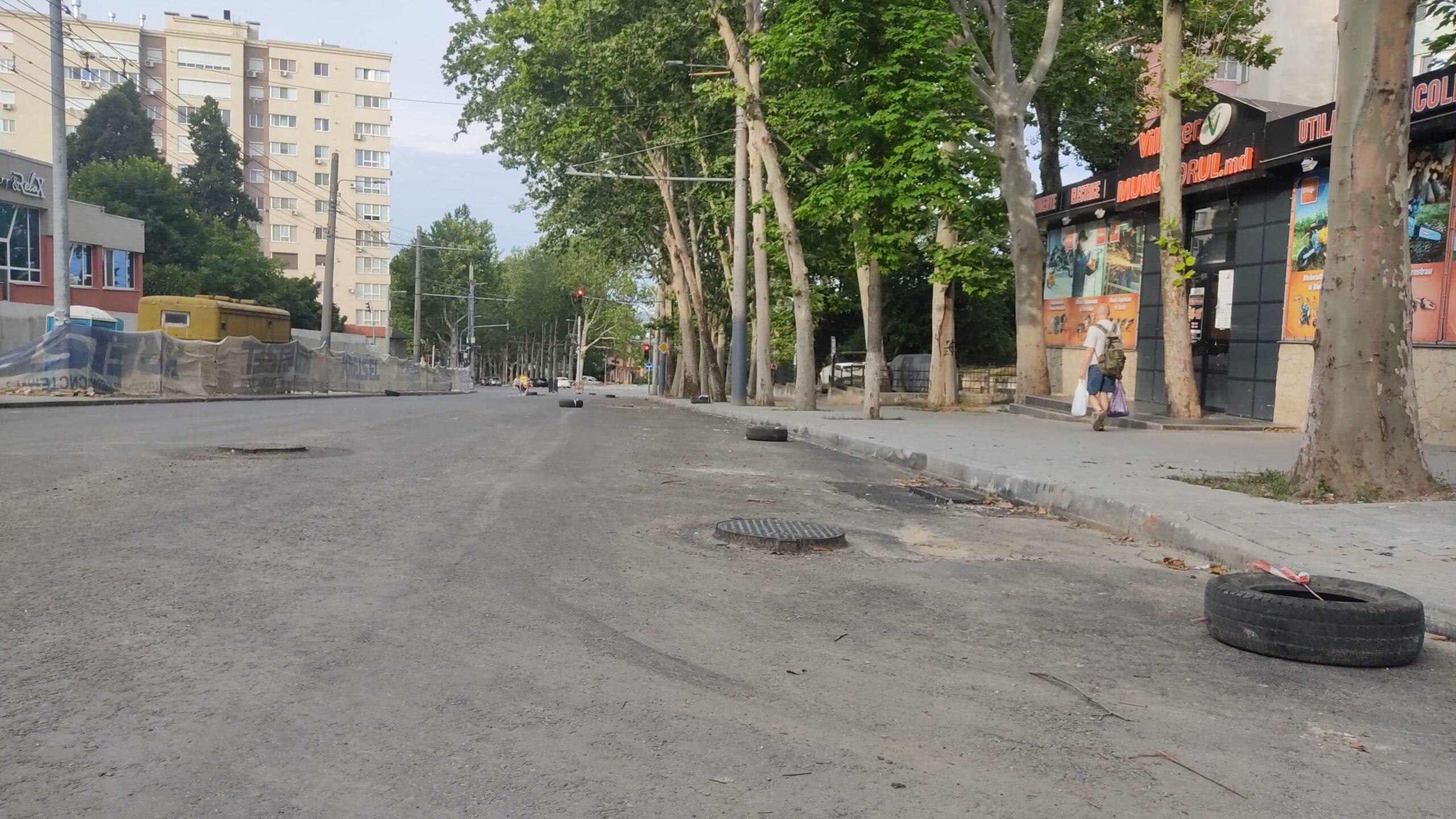 Strada Creangă, 4 iunie 2021
